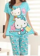 mom cute pajamas