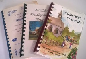 Church cookbook