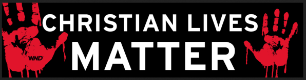 Christian lives matter
