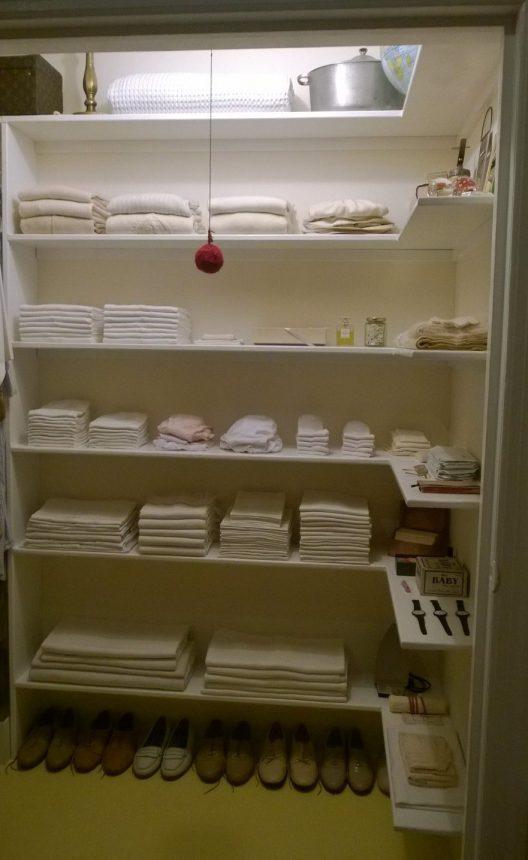 Sarah Berman's closet