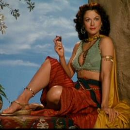 Seeking Delilah Samson Tries Online Dating Feeding On Folly