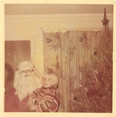 Santa and me 2