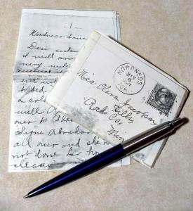Nanna's letter