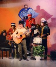 Commodore Condello's Salt River Navy Band