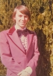 Husband in the 70s