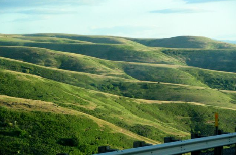Nebraska hills