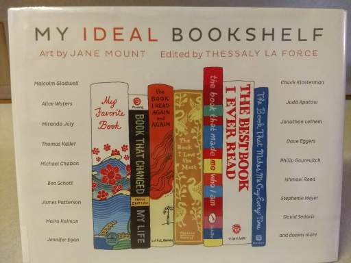 book ideal bookshelf