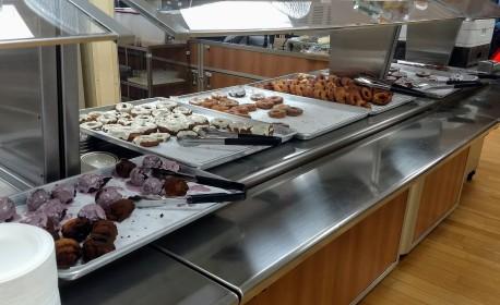 donut line up