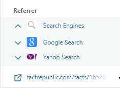 Referrers
