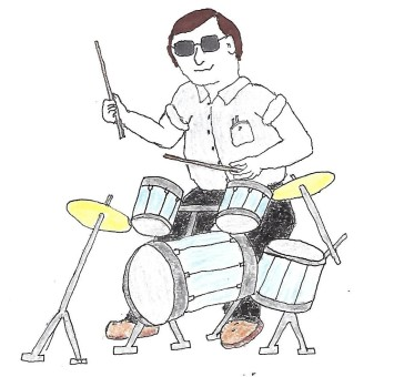 Andrew the drummer