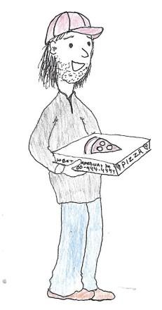 pizza musician
