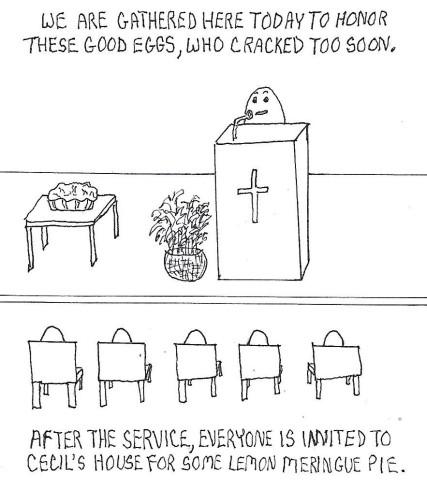Egg service