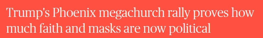 megachurch, coronavirus, no masks